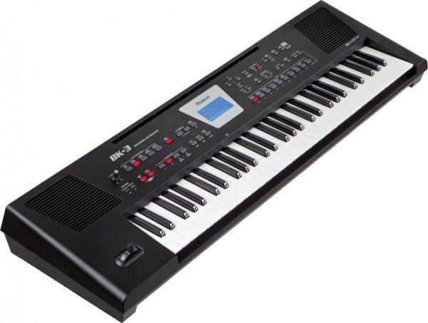 ROLAND BK-3 BK Keyboard