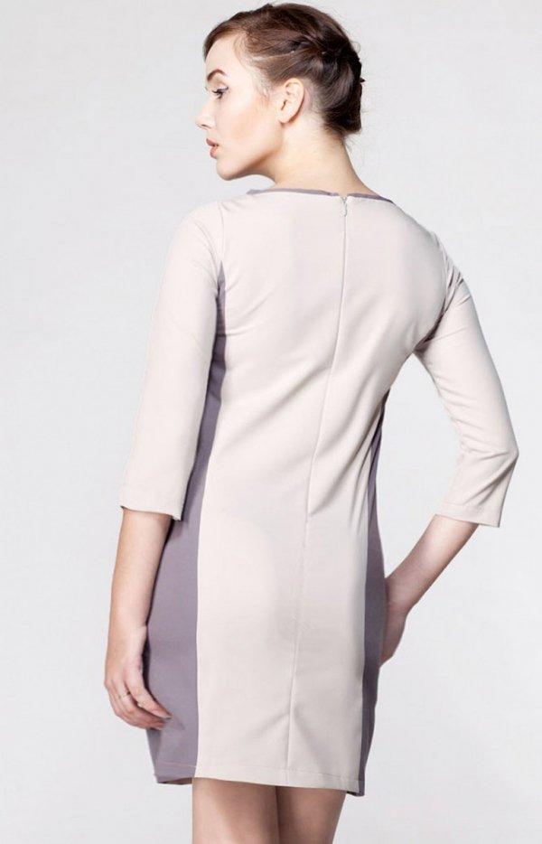 Awama 5836 Slim sukienka