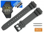 CASIO AE-1200WH AE-1300WH F-108WH W-216H oryginalny pasek 18 mm