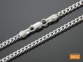 PANCERKA łańcuszek srebrny 55 cm / 2,6 mm