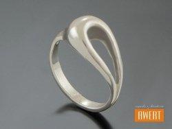 PATARA srebrny pierścionek roz.13