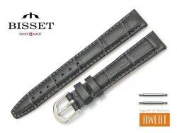 BISSET 14 mm XL pasek skórzany BS208