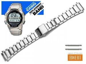 CASIO W-756 W-756D oryginalna bransoleta 18 mm