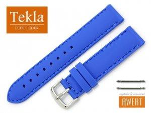 TEKLA 20 mm pasek silikonowy TS01 niebieski