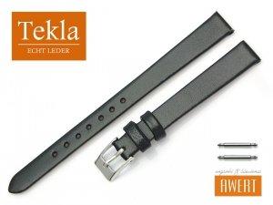 TEKLA 12 mm XL pasek skórzany PT26 czarny