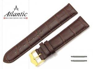 ATLANTIC 19 mm pasek skórzany L511.03.19G