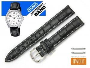 CASIO LTP-1302L -1A -7B oryginalny pasek 15 mm