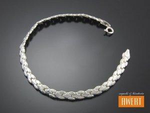 LUCIA srebrna bransoletka 20,5 cm