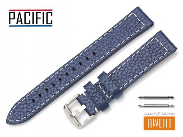 PACIFIC pasek skórzany do zegarka W45