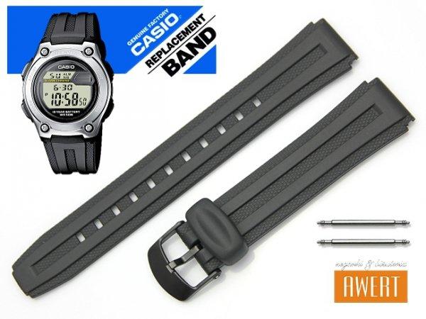 CASIO W-211-1AV W-211-1BV oryginalny pasek 10268500