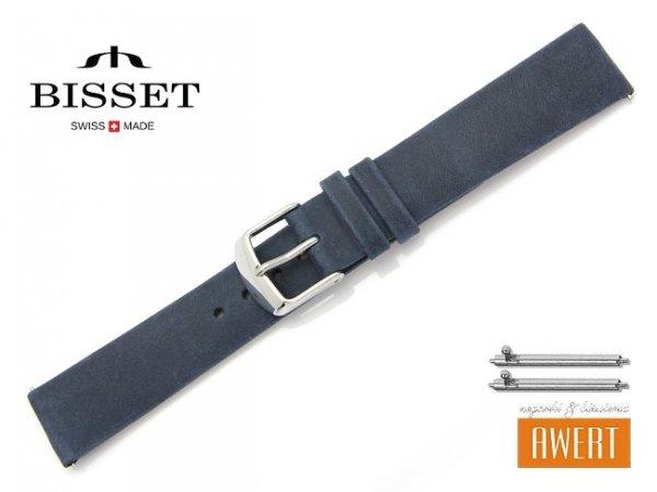 BISSET 18 mm pasek skórzany BS143