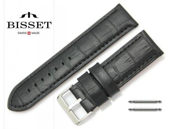 BISSET 24 mm pasek skórzany BS165