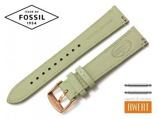 FOSSIL ES3357 oryginalny pasek 18 mm