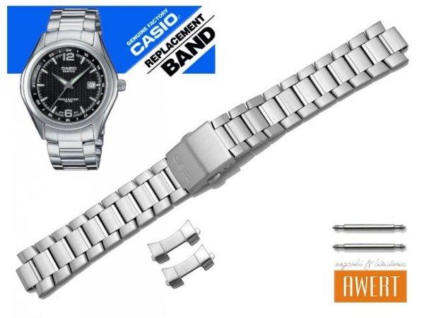 CASIO EF-121D oryginalna bransoleta 20 mm 10160317