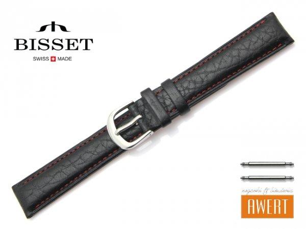 BISSET 18 mm XL pasek skórzany BS157