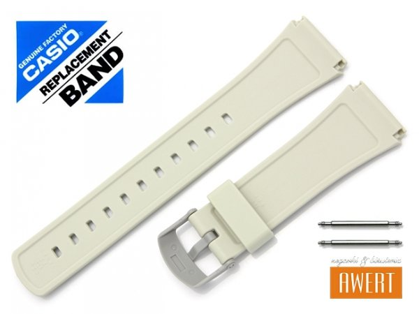 CASIO DBC-32-8B oryginalny pasek 22 mm 10300088