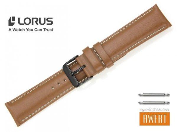 LORUS 22 mm oryginalny pasek RQG083X
