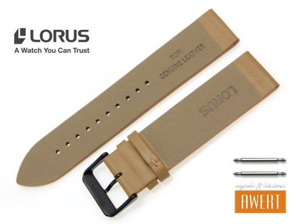 LORUS 22 mm oryginalny pasek RPG029X RT379GX9