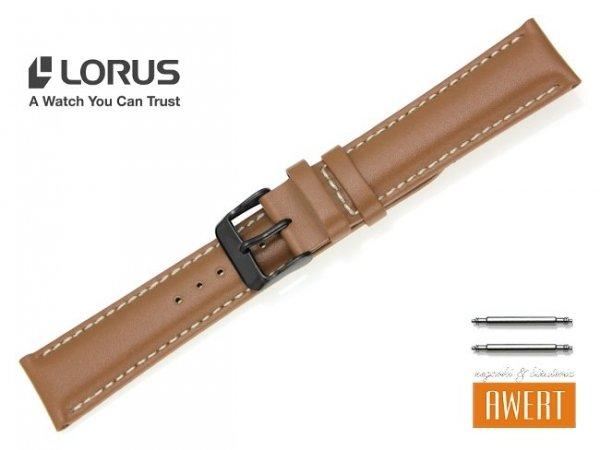 LORUS 20 mm oryginalny pasek RM349EX9 RQG078X