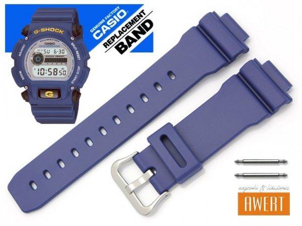 CASIO DW-9052-2V oryginalny pasek 16 mm 10071727