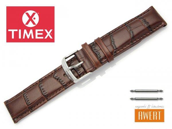 TIMEX P2N942 T2N942 oryginalny pasek 20mm