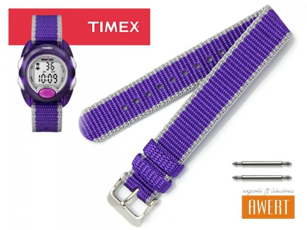 TIMEX P7B983 T7B983 oryginalny pasek do zegarka 18mm