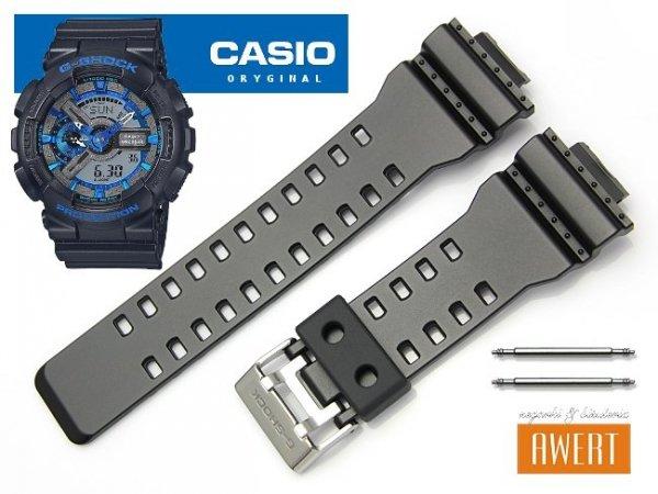 CASIO GA-110CB -1A oryginalny pasek 16 mm