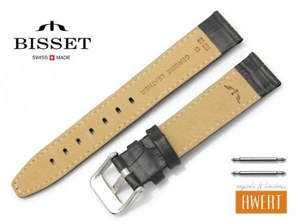 BISSET 18 mm XL pasek skórzany BS208