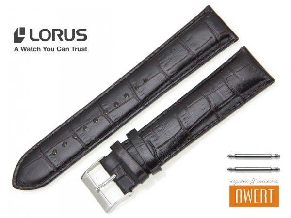 LORUS 22 mm oryginalny pasek RP224X