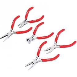 5pc carbon steel mini plier