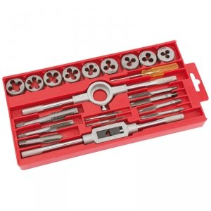 21 piece tap and die set