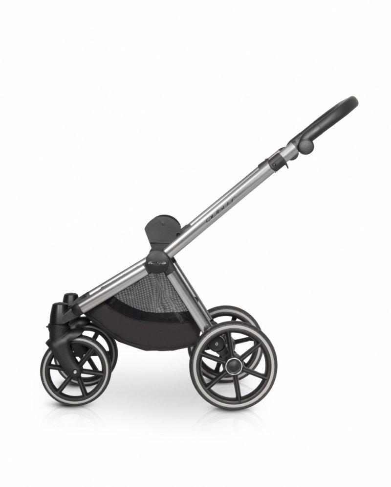 Wózek dziecięcy Riko Qubus Carbon wielofunkcyjny  3w1