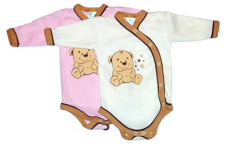 Wyprawka- Ubranka dla dziewczynki- Prezent dla Noworodka do Szpitala