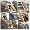 VELUX EBW 2022BK 2x2 MK06 PK06 SK06 Kombi-Eindeckrahmen für gaubenähnliche Lösungen Aluminium VELUX Lichtlösung PANORAMA  Basiselement GGL/GPL 3066 ENERGIE-Variantee  Holz
