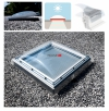 VELUX Flachdach-Fenster LICHTKUPPEL Klarer Acryl transparente Kuppel ISD 0000- Typ CFP/CVP/CXP/CSP www.house-4u.de