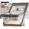 Dachfenster Okpol ISO I3 Schwingfenster Holz klar lackiert www.house-4u.eu