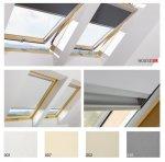 Verdunkelungsrollo Fakro ARF Fakro Zubehör für Dachfenster I PREISGRUPPE