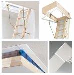 DOLLE Bekleidungsleisten Kunststoff weiß für clickFIX® - 60x120 / 70x120