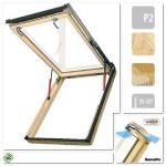 Mehrzweck-Ausstieg Fakro FEP P2 Ausstiegfenster aus Holz