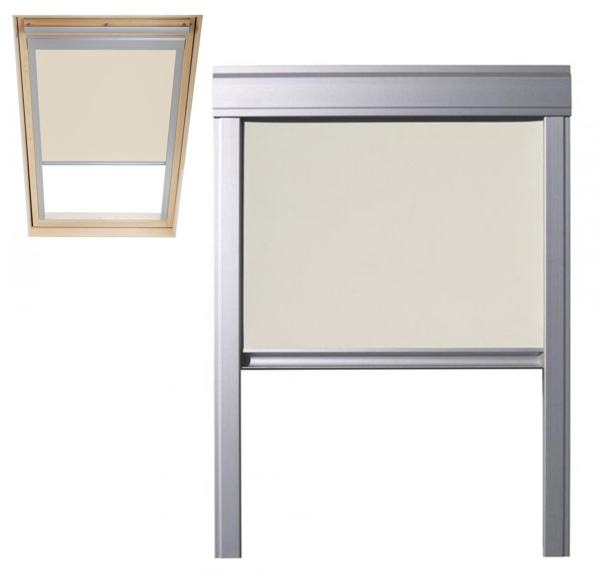 verdunkelungsrollo contrio dur standard f r velux dachfenster ggl ggu gpu gpl glu gll. Black Bedroom Furniture Sets. Home Design Ideas