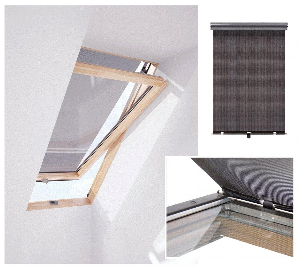anti hitze markise mur contrio hitzeschutz markise f r velux dachfenster markise velux. Black Bedroom Furniture Sets. Home Design Ideas