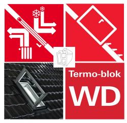 Roto Wohndachausstieg R8 Dachfenster WDA R89G Kunststoff Designo Dachausstieg blueTec Aluminium