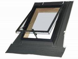 Ausstiegsfenster FAKRO WSH 54x75 für ungeheizte Räume