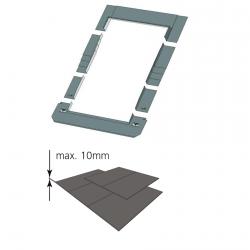 Eindeckrahmen keylite SRF Schiefer(|}1,5 cm)