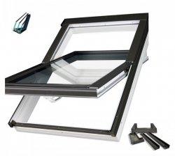 Dachfenster Fakro PTP U5 Schwingfenster aus kunststoff