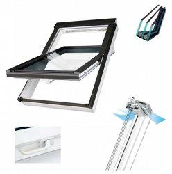 Kunststofffenster energiesparende dachfenstern 3 fach - Dachfenster 3 fach verglasung ...