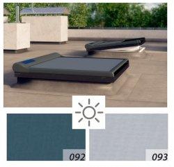Netzmarkise Fakro AMZ/F Solar Stoff mit 1%-iger relativer Öffnungsweite