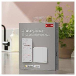 VELUX App Control KIG 300 Bedienung für VELUX INTEGRA® Kompatibel mit Hey Google, Apple HomeKit, Somfy Sonnenschutzprodukte<br />,