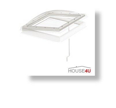 Flachdach-Fenster