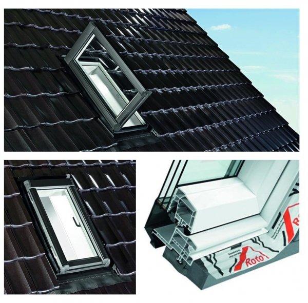 Roto Wohndachausstieg R8 Dachfenster WDA